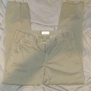 Express Skinny fit Hayden pants khakis 31x30